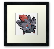 Pokemon - Zorua Framed Print