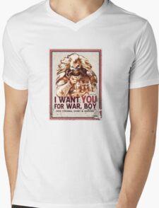 Mad Mens V-Neck T-Shirt