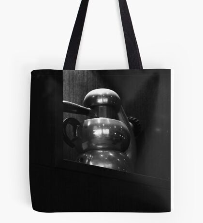 Dusty 50's Coffee Icon Tote Bag