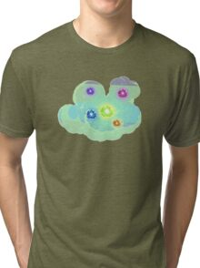 Rick and Morty-- Fart Tri-blend T-Shirt