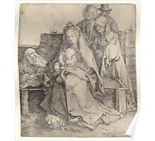 Albrecht Dürer or Durer The Holy Family Poster