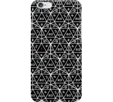 Fate is a 20 sided Die iPhone Case/Skin