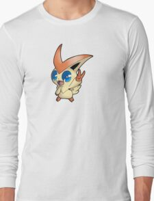 Pokemon - Victini Long Sleeve T-Shirt