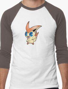 Pokemon - Victini Men's Baseball ¾ T-Shirt