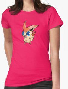 Pokemon - Victini Womens Fitted T-Shirt