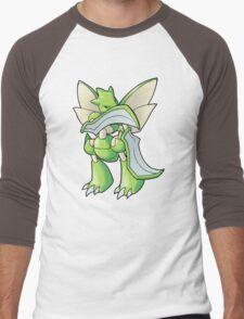 Pokemon - Scyther Men's Baseball ¾ T-Shirt