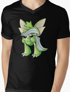 Pokemon - Scyther Mens V-Neck T-Shirt