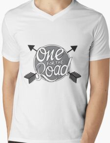 One for the Road Mens V-Neck T-Shirt