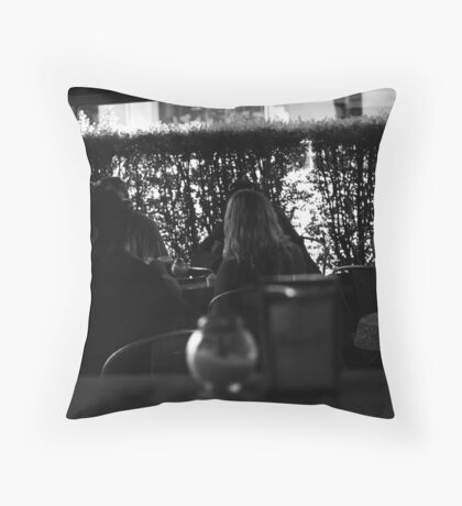 """I don't believe he just said that!"" Throw Pillow"