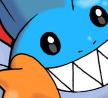 Pokemon - Mudkip Sticker