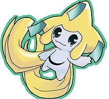 Pokemon - Jirachi by 57MEDIA