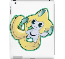 Pokemon - Jirachi iPad Case/Skin