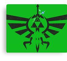 Legend of Zelda Canvas Print