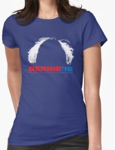 Bernie Sanders for President - Hair Womens Fitted T-Shirt