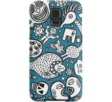 In a world of my own Samsung Galaxy Case/Skin