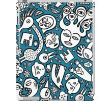 In a world of my own iPad Case/Skin