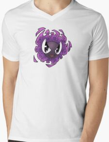 Pokemon - Gastly Mens V-Neck T-Shirt