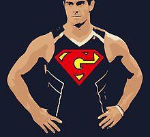 Jimmy Garoppolo - Superman by twyland