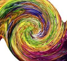 Rainbow Twist by Sheila Van Houten