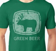 Green Beer St Patrick's Day Unisex T-Shirt