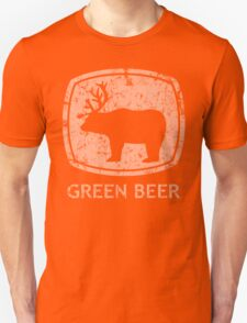 Green Beer St Patrick's Day T-Shirt