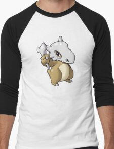 Pokemon - Cubone Men's Baseball ¾ T-Shirt