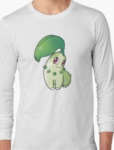 Pokemon - Chikorita Long Sleeve T-Shirt