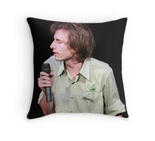 Dave Campbell - Comedian Throw Pillow