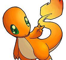 Pokemon - Charmander by 57MEDIA