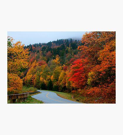 Blue Ridge Parkway Photographic Print