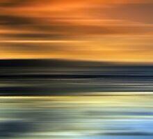 Tralee Bay, Pastel by JOHN MACBRAYNE