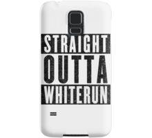 Adventurer with Attitude: Whiterun Samsung Galaxy Case/Skin