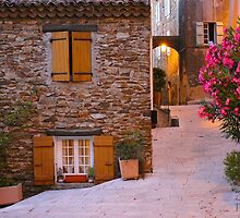 Gassin - classified as a most beautiful village on the French Riviera by Atanas Bozhikov Nasko