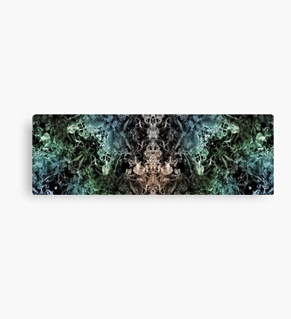 Dark World Canvas Print