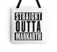 Adventurer with Attitude: Markarth Tote Bag