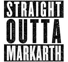 Adventurer with Attitude: Markarth Photographic Print