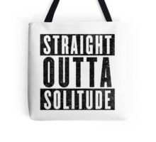 Adventurer with Attitude: Solitude Tote Bag