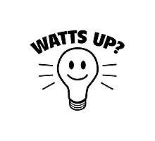 Watts Up? Photographic Print