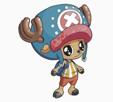 One Piece - Tony Tony Chopper Baby Tee