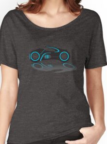 Tron Lightcycle Women's Relaxed Fit T-Shirt