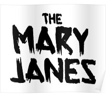 The Mary Janes shirt – Spider-Gwen, Gwen Stacy Poster