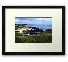 Yorkshire Coast Framed Print