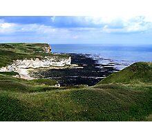 Yorkshire Coast Photographic Print