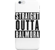 Adventurer with Attitude: Balmora iPhone Case/Skin
