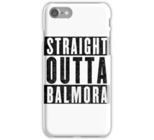 Adventurer with Attitude: Balmora iPhone Case/Skin