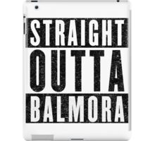 Adventurer with Attitude: Balmora iPad Case/Skin
