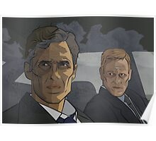 True Detective: Rust and Marty Poster