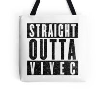Adventurer with Attitude: Vivec Tote Bag