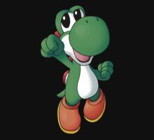Super Mario Bros. - Yoshi Kids Tee