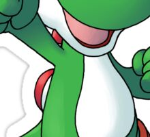 Super Mario Bros. - Yoshi Sticker